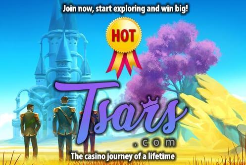 Tsars Casino Promo