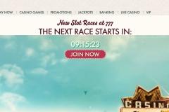 777 Casino Slot Races
