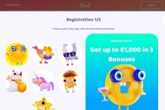 7Signs Casino Registration