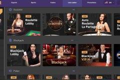 Arcanebet Live Casino
