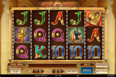 Book of Dead Slot screenshot