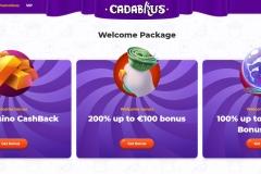 Cadabrus Casino Bonuses
