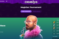 Cadabrus Casino Tournaments