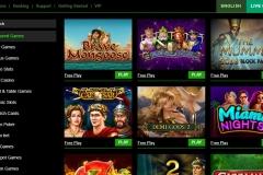 Cashpot Casino Slot Games