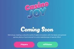 Casino Joy Coming Soon
