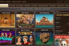 Osiris Casino Slot Games