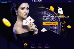Casiplay Live Casino presentation 3