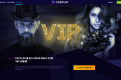 Casiplay VIP page presentation (1)