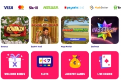 Caxino Casino Games