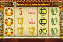 Dragon's Luck Slot Symbols