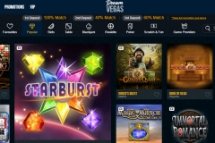 Dream Vegas Casino Slot Games