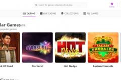 Dreamz Casino Popular Games