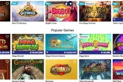 CasinoEuro Slot Games