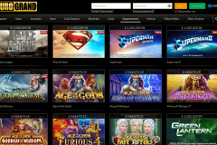 Eurogrand Casino Slot Games