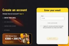 Fezbet Casino Registration