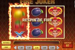 Fire Joker Slot Respin