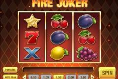 Fire Joker Slot screenshot