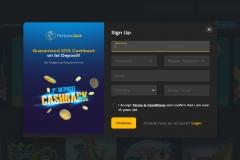 Registration-Screen