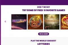 Frank & Fred Casino screenshot