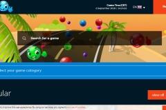 Fun Casino Welcome Screen