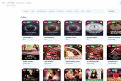 Live-Casino-Section
