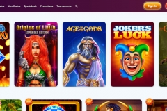 Gransino Casino Slot Games