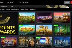 Jaak Casino Welcome Screen