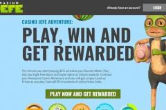 Casino Jefe Adventure