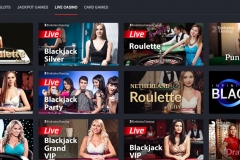 Joo Casino Live Casino