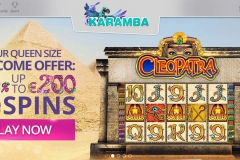 Karamba Casino Welcome Offer