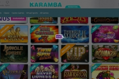 Karamba Casino Slot Games