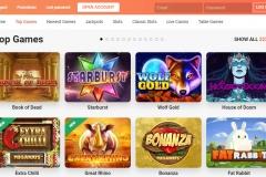 LeoVegas Casino Slot Games