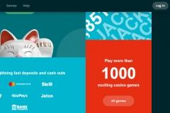 Lucky Days Casino Payment Methods