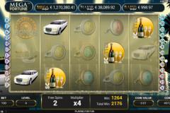 Mega Fortune Slot Free Spins
