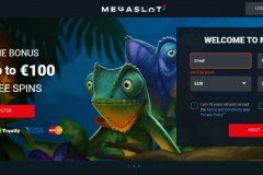 Megaslot Casino Registration