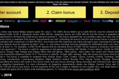 Midaur Casino Bonus