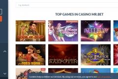 Mr. Bet Casino Slot Games