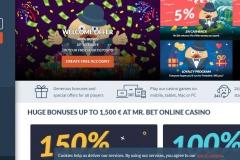 Mr. Bet Casino Bonus