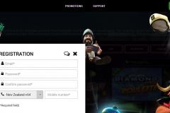 Mr. Jack Vegas Casino Registration