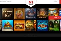 N1 Casino Slot Games