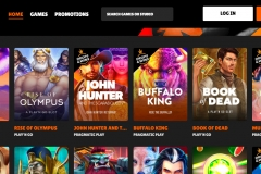 Nitro Casino Slot Games
