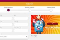 Ovitoons Casino  Registration