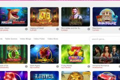 Ovitoons Casino  Slots Selection