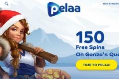 Pelaa Casino Welcome Screen