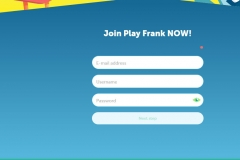 Play Frank Casino Registration