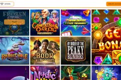 Playigo Casino slots
