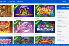 Quasar Casino Slot Games