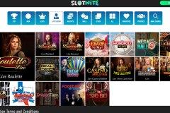 Slotnite Casino Live Casino