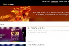 Slots Million Casino Promotions