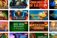 Slotum Casino Games